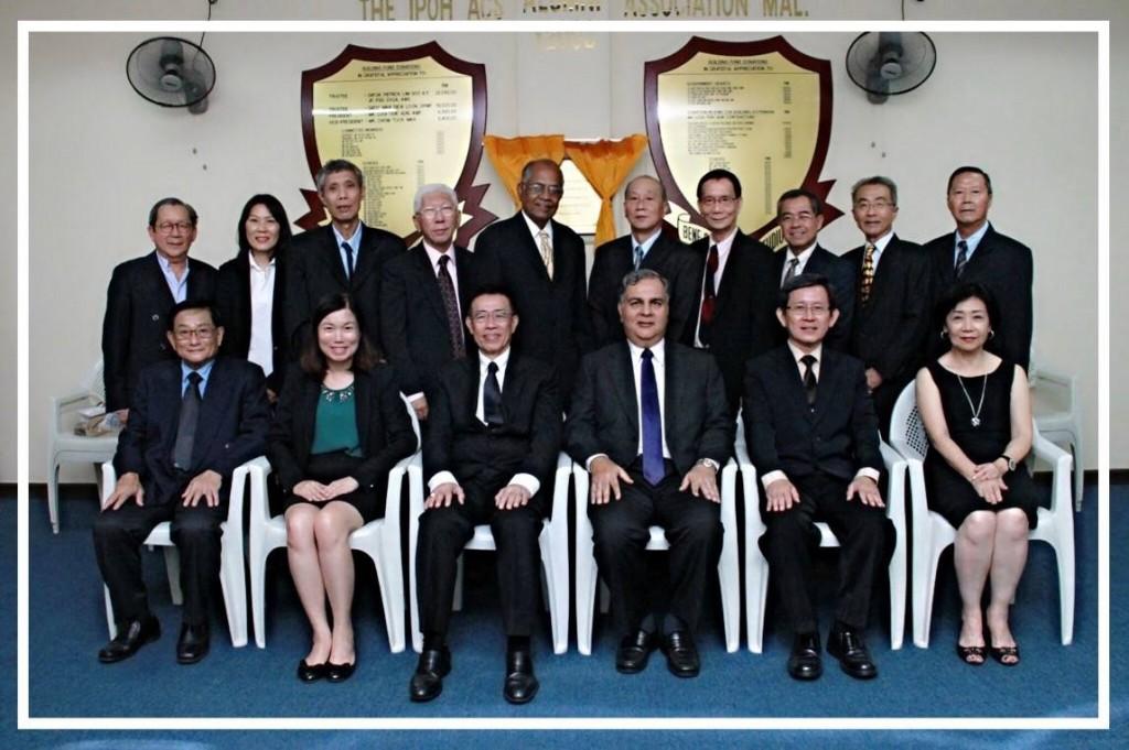 Alumni EXCO 2014-2016